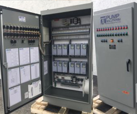 UL-508A CUSTOM CONTROL PANEL SHOP